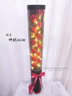 Roses Flower Box