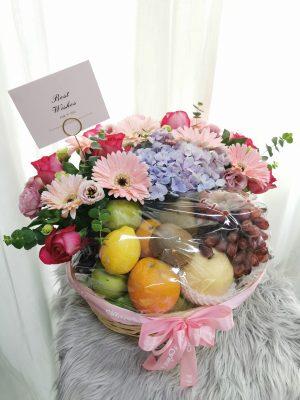 Fruit Flower Basket