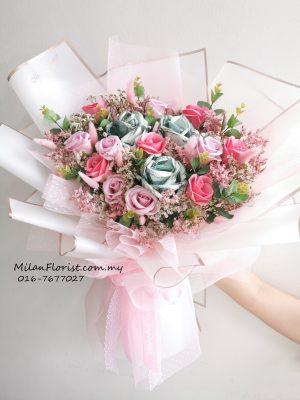 Soap Bouquet