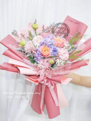 玫瑰绣花球花束,Chamomile bouquet,Fresh Chamomile Flower,小雏菊鲜花,雏菊花,JOHOR FLORIST JOHOR BAHRU FLORIST MOUNT AUSTIN FLORIST SKUDAI FLORIST NUSAJAYA FLORIST MALAYSIA FLORIST KSL FLORIST TOPPEN FLORIST PARADIGM FLORIST MIDVALLEY SOUTHKEY FLORIST CITY SQUARE FLORIST 新山花店 柔佛花店 皇后花店 马来西亚花店 开张花篮 开幕花篮 开业花篮 乔迁之喜 生意兴隆 大展宏图 鲜花 假花 Kedai bunga johor bahru