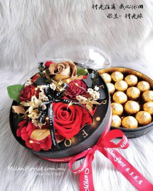 Milan Florist Floral Box , Flower Box,精致花盒,现金花盒,玫瑰金花盒,Soap Flower Box, Roses flower box,鲜花花盒 JOHOR FLORIST JOHOR BAHRU FLORIST MOUNT AUSTIN FLORIST SKUDAI FLORIST NUSAJAYA FLORIST MALAYSIA FLORIST KSL FLORIST TOPPEN FLORIST PARADIGM FLORIST MIDVALLEY SOUTHKEY FLORIST CITY SQUARE FLORIST 新山花店 柔佛花店 皇后花店 马来西亚花店 开张花篮 开幕花篮 开业花篮 乔迁之喜 生意兴隆 大展宏图 鲜花 假花 Kedai bunga johor bahru