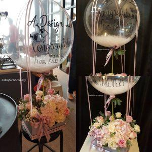 Milan Hot Air Balloon Flower Box,米兰热气球瑰抱抱花筒,热气球, 新山花店, Austin花店,Hot Air Balloon, Flower Box JB FLORIST,JOHOR FLORIST JOHOR BAHRU FLORIST MOUNT AUSTIN FLORIST SKUDAI FLORIST NUSAJAYA FLORIST MALAYSIA FLORIST KSL FLORIST TOPPEN FLORIST PARADIGM FLORIST MIDVALLEY SOUTHKEY FLORIST CITY SQUARE FLORIST 新山花店 柔佛花店 皇后花店 马来西亚花店 开张花篮 开幕花篮 开业花篮 乔迁之喜 生意兴隆 大展宏图 鲜花 假花 Kedai bunga johor bahru,florist,jb florist